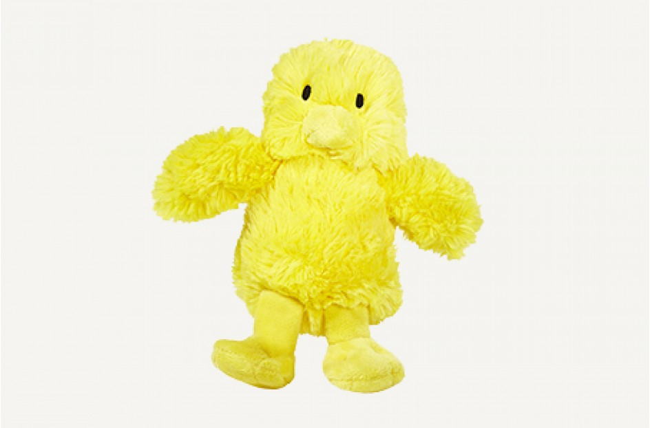 Fluff & Tuff Howie Duck Dog Toy, Small