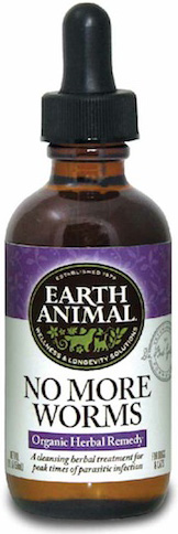 Earth Animal No More Worms Supplement, 2-oz (Size: 2-oz) Image