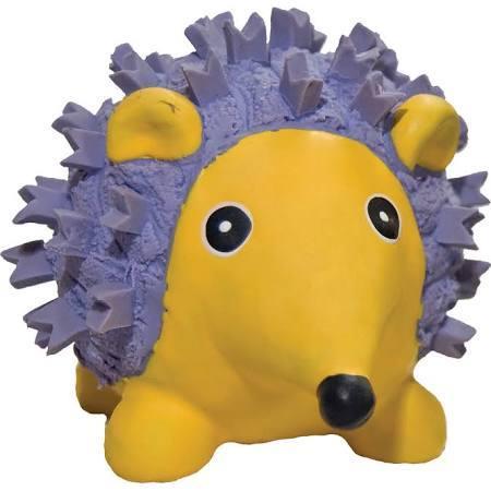 HuggleHounds Ruff-Tex VioletDog Toy, Small