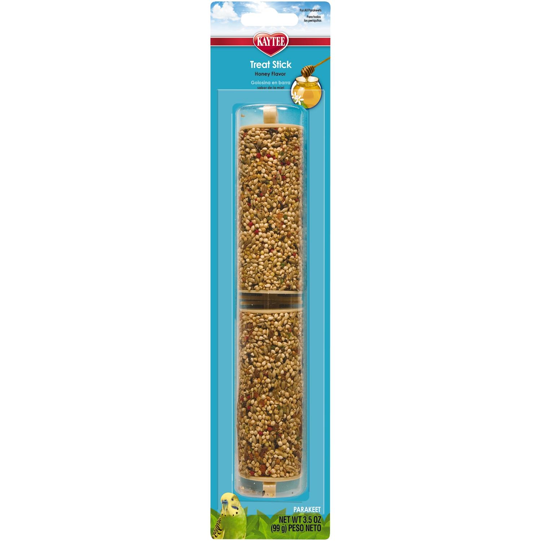 Kaytee Forti-Diet Pro Health Honey Parakeet Treat Sticks, 3.5-oz Image