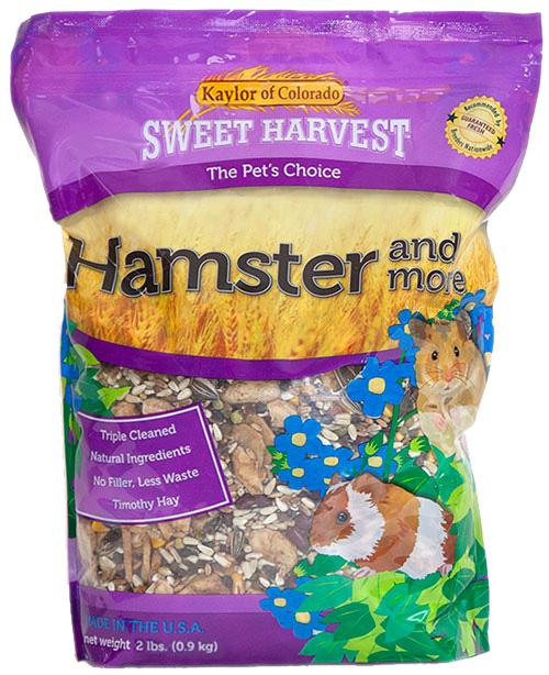 Kaylor Sweet Harvest Hamster & More, 4-lb