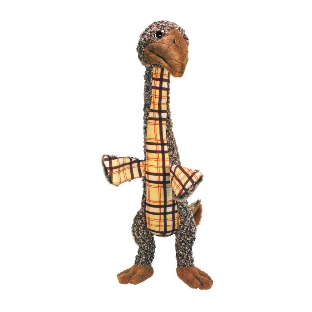 KONG Shakers Luvs Bird Dog Toy, Small