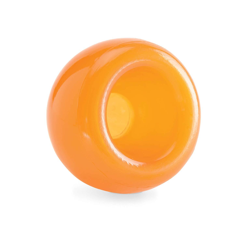 Planet Dog Orbee-Tuff Snoop Dog Toy, Orange