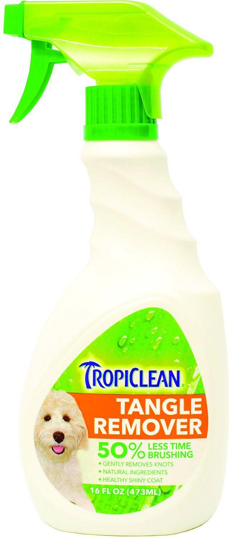 TropiClean Tangle Remover, 16-oz bottle