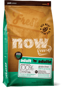 Now Fresh Grain-Free Small Breed Adult Red Meat Dry Dog Food, 6-lbs