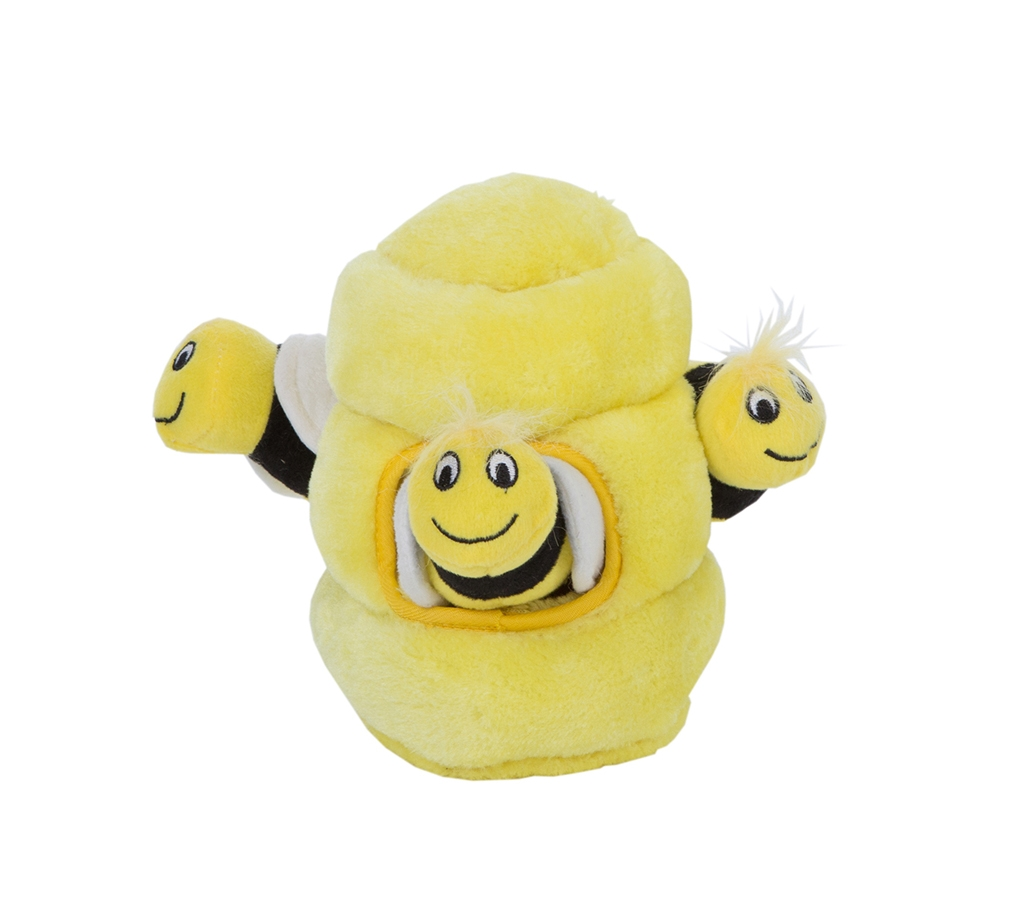 Outward Hound Hide A Bee Puzzle Dog Toy