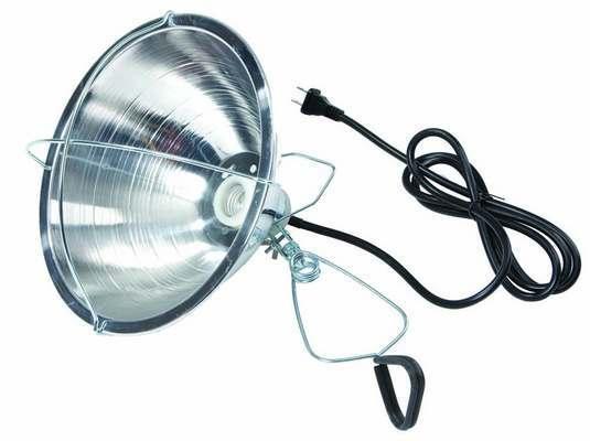 Miller Little Giant Brooder Reflector Lamp, 10.5-in