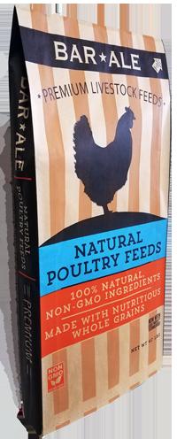Bar ALE Chick Crumble NON-GMO, 25-lb