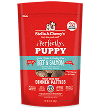 Stella & Chewy's Perfectly Puppy Freeze Dried Beef & Salmon Image