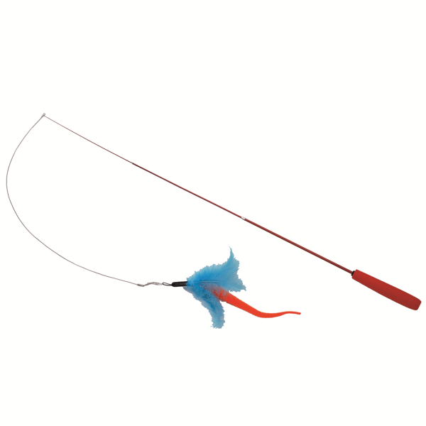 Turbo Tail Teaser Cat Toy