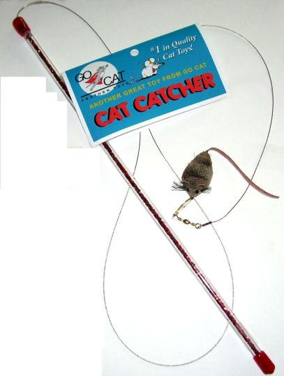 Go Cat Cat Catcher Cat Toy