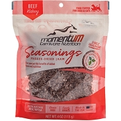 Momentum Beef Kidney Seasonings Food Topper for Dogs & Cats, 4-oz