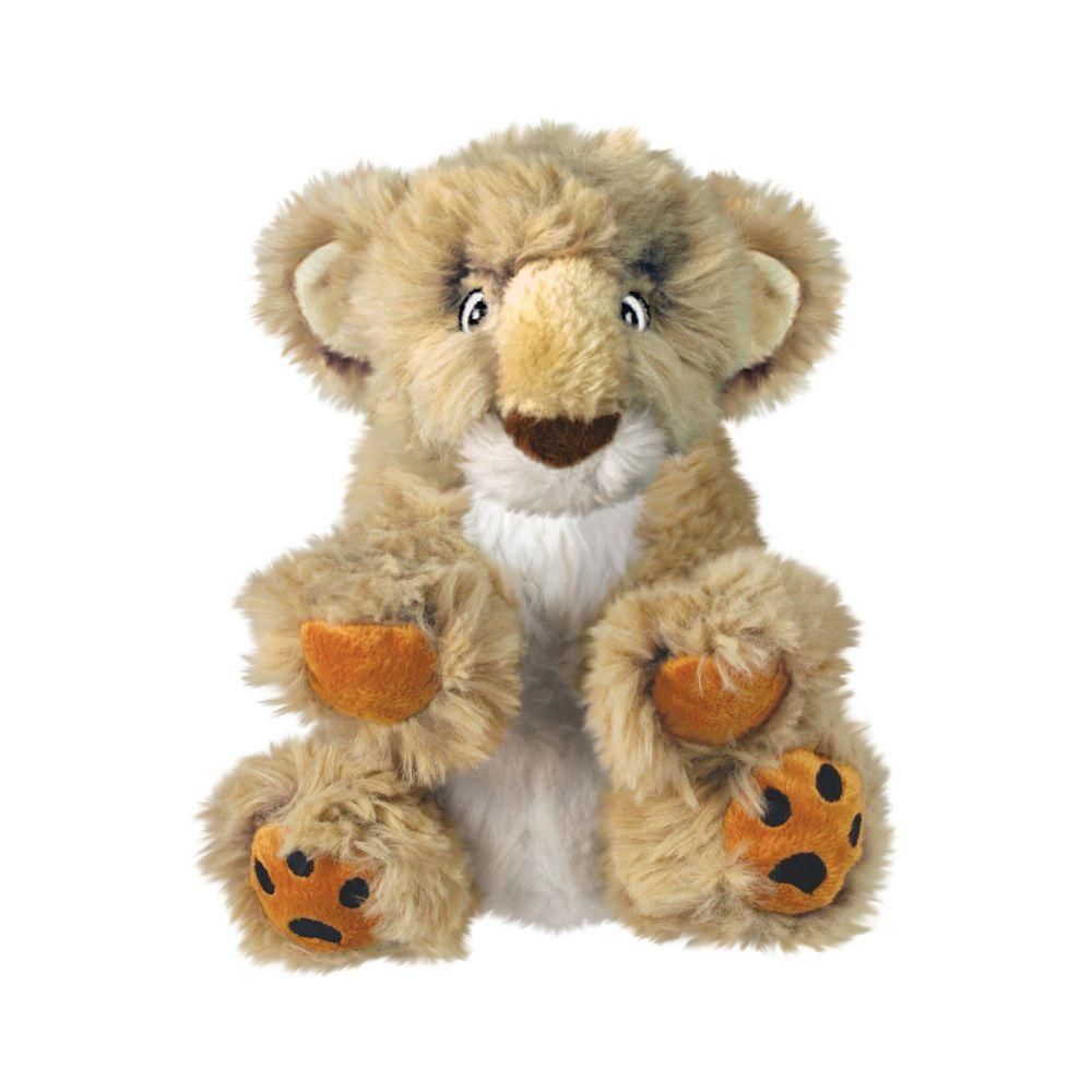 KONG Comfort Kiddos Lion Dog Toy, Small
