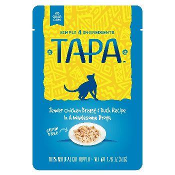 Tapa Topper Chicken & DuckPouch, 1.76-oz
