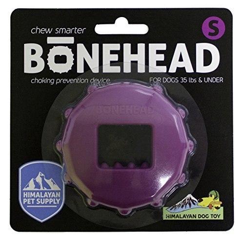 Himalayan Bonehead Dog Treat Toy, Small