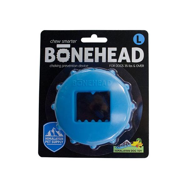 Himalayan Bonehead Dog Treat Toy, Large