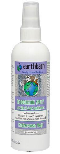 Earthbath Mediterranean Magic Spritz for Dogs, 8-oz