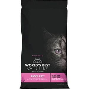 World's Best Cat Litter Advanced Picky Cat, 24-lb