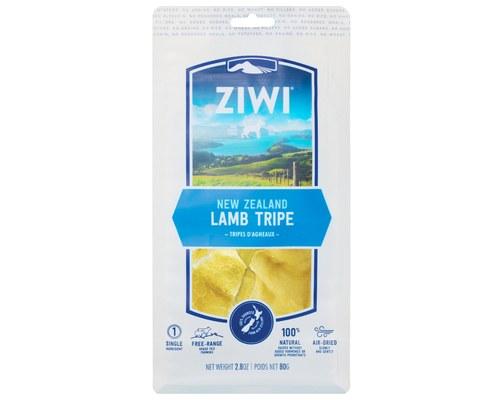 ZIWI Lamb Green Tripe Air-Dried Dog Chews, 2.8-oz|80-g