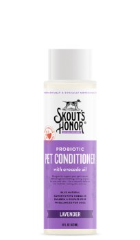 Skout's Honor Probtiotic Pet Conditioner, Lavender, 16-oz