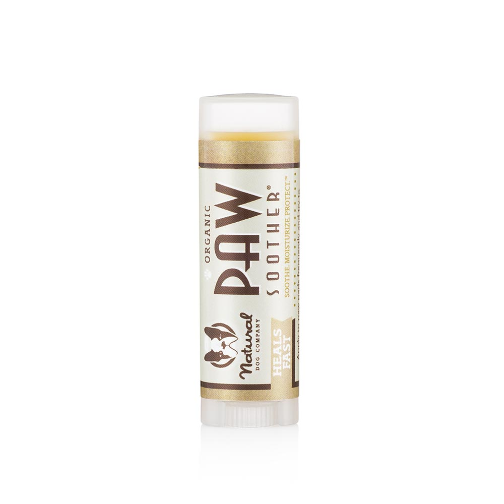 Natural Dog Company Paw Soother Travel Stick , .15-oz