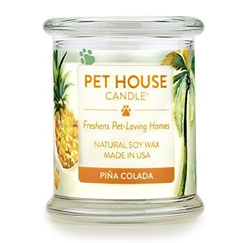 One Fur All Pina Colada Candle, 8.5-oz