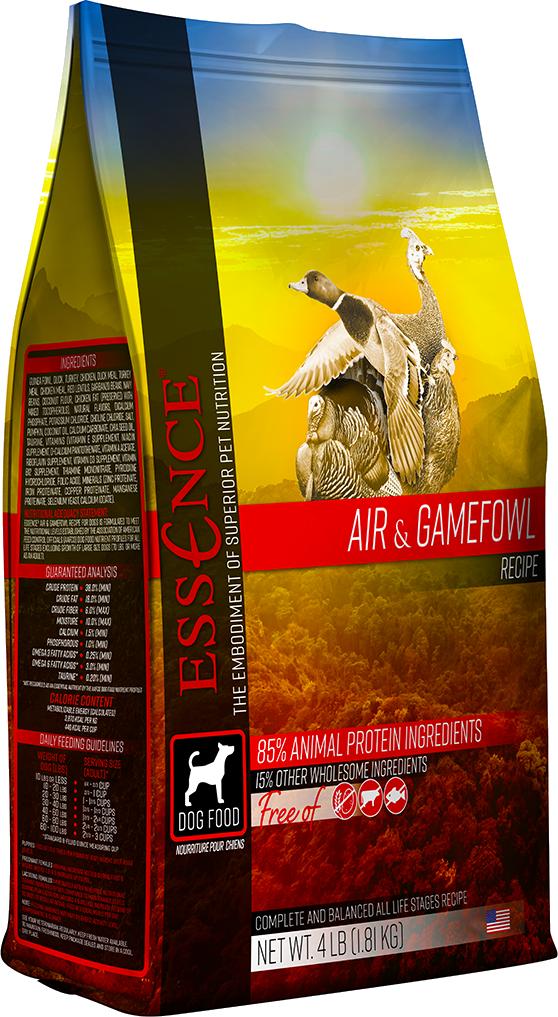 Essence GF Air & Gamefowl Dry Dog Food, 12.5-lb