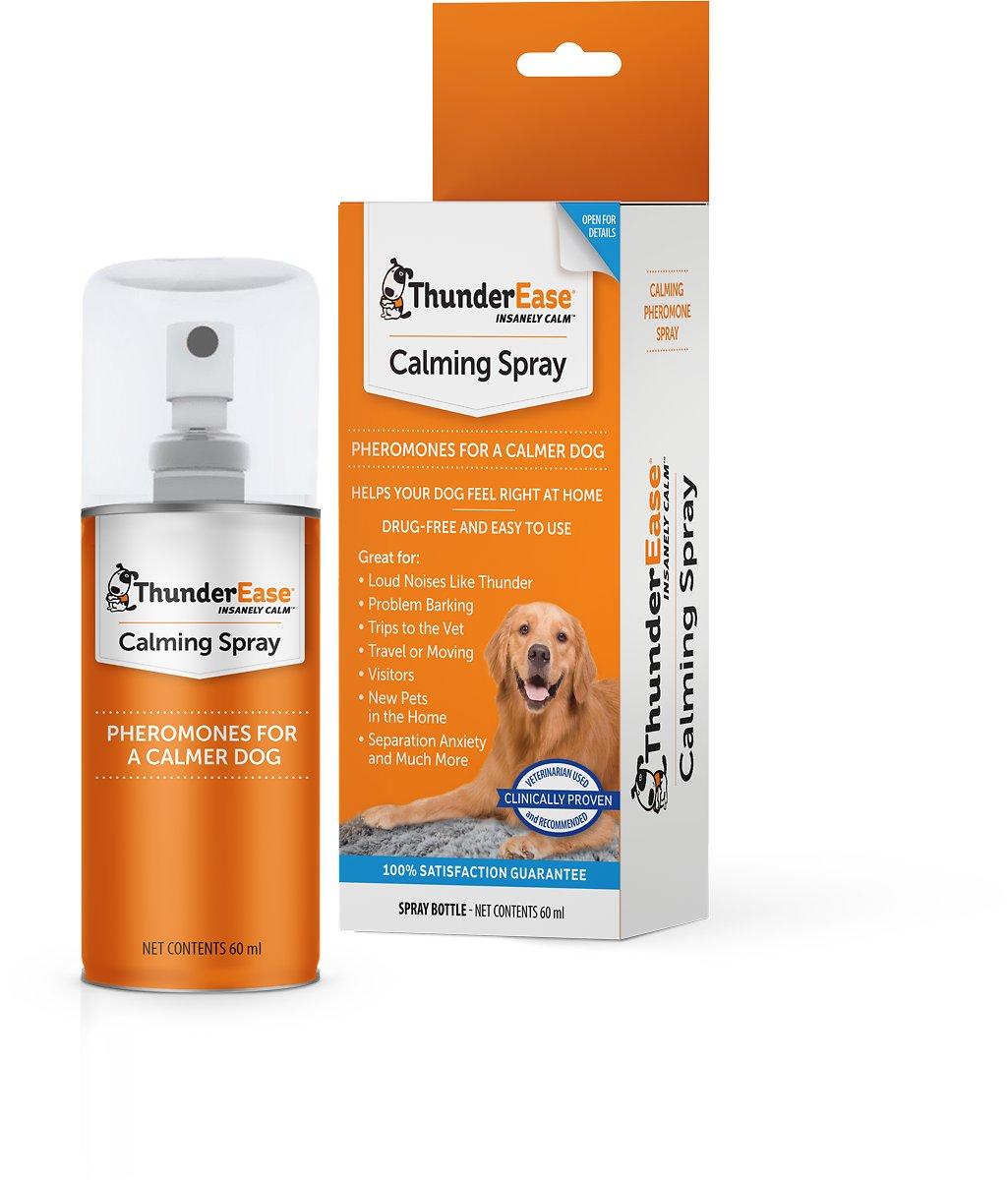 ThunderSpray Calming Spray for Dogs, 2-oz bottle Image