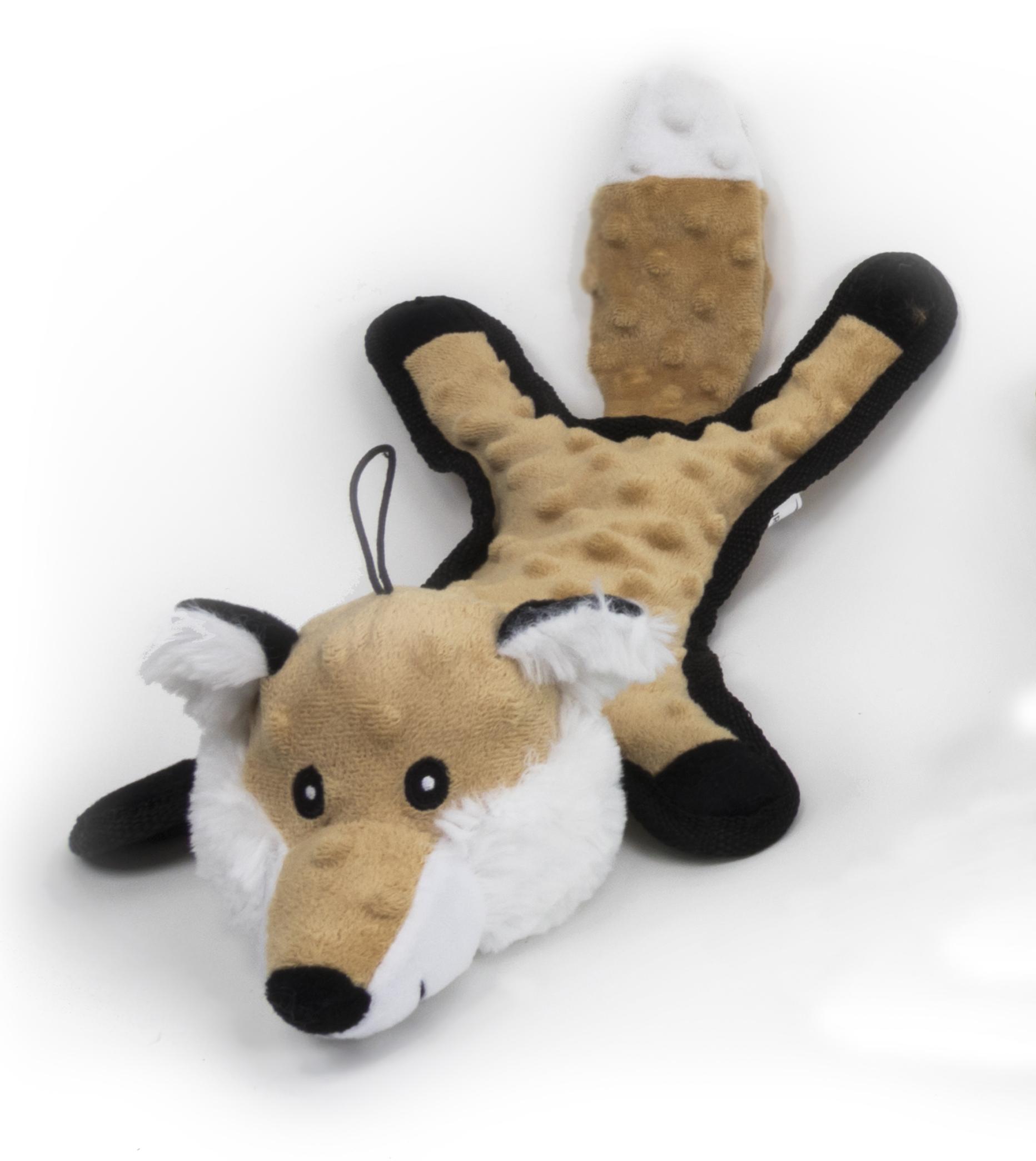 Steel Dog Fox Dog Toy