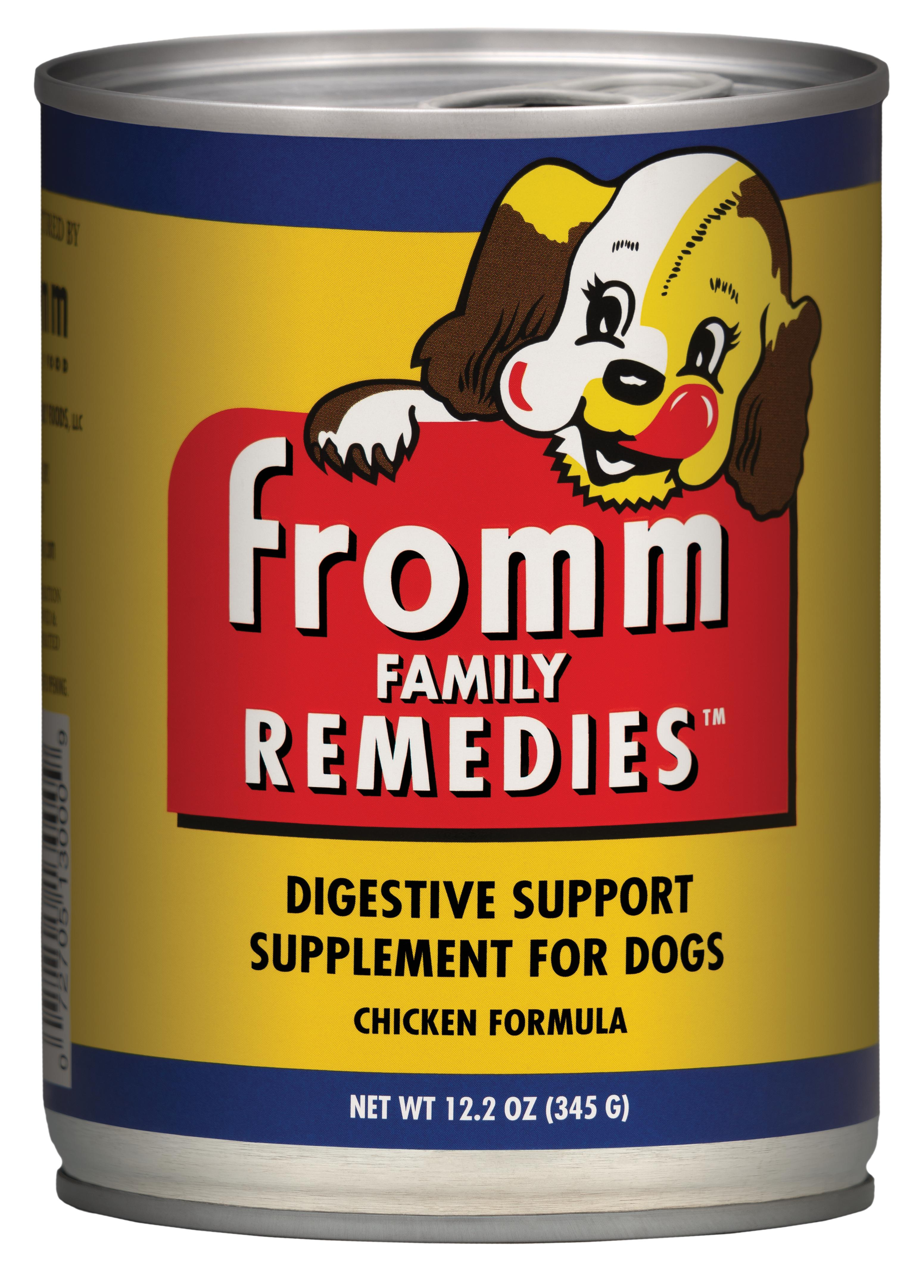 Fromm Family Remedies Digestive Support Chicken Formula Canned Dog Food, 12.2-oz