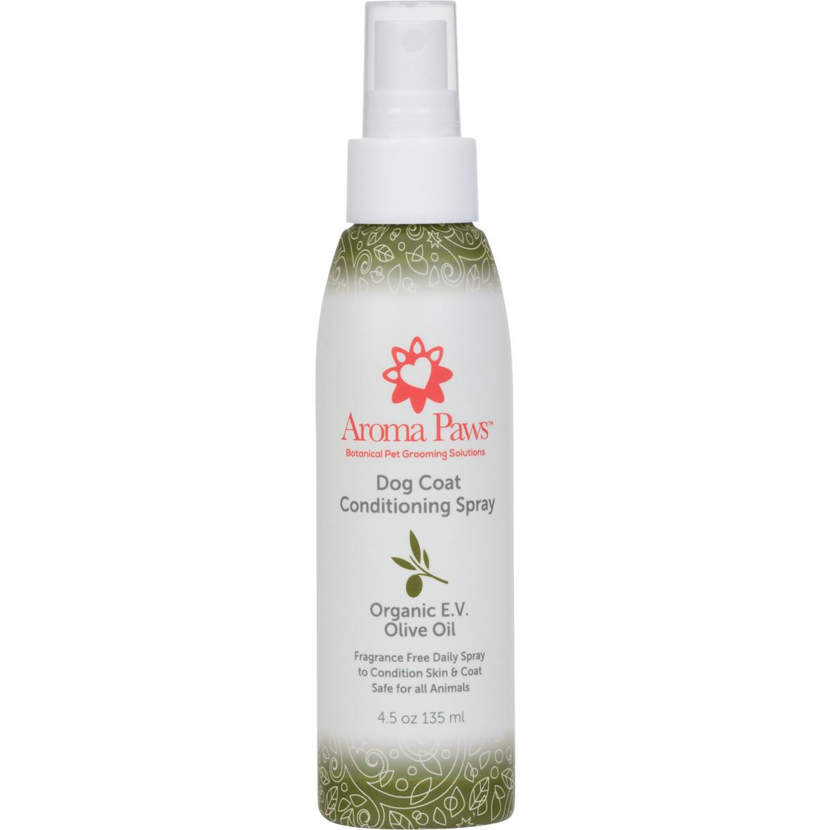 Aroma Paws Coat Spray Oil Detangling, 4.5-oz