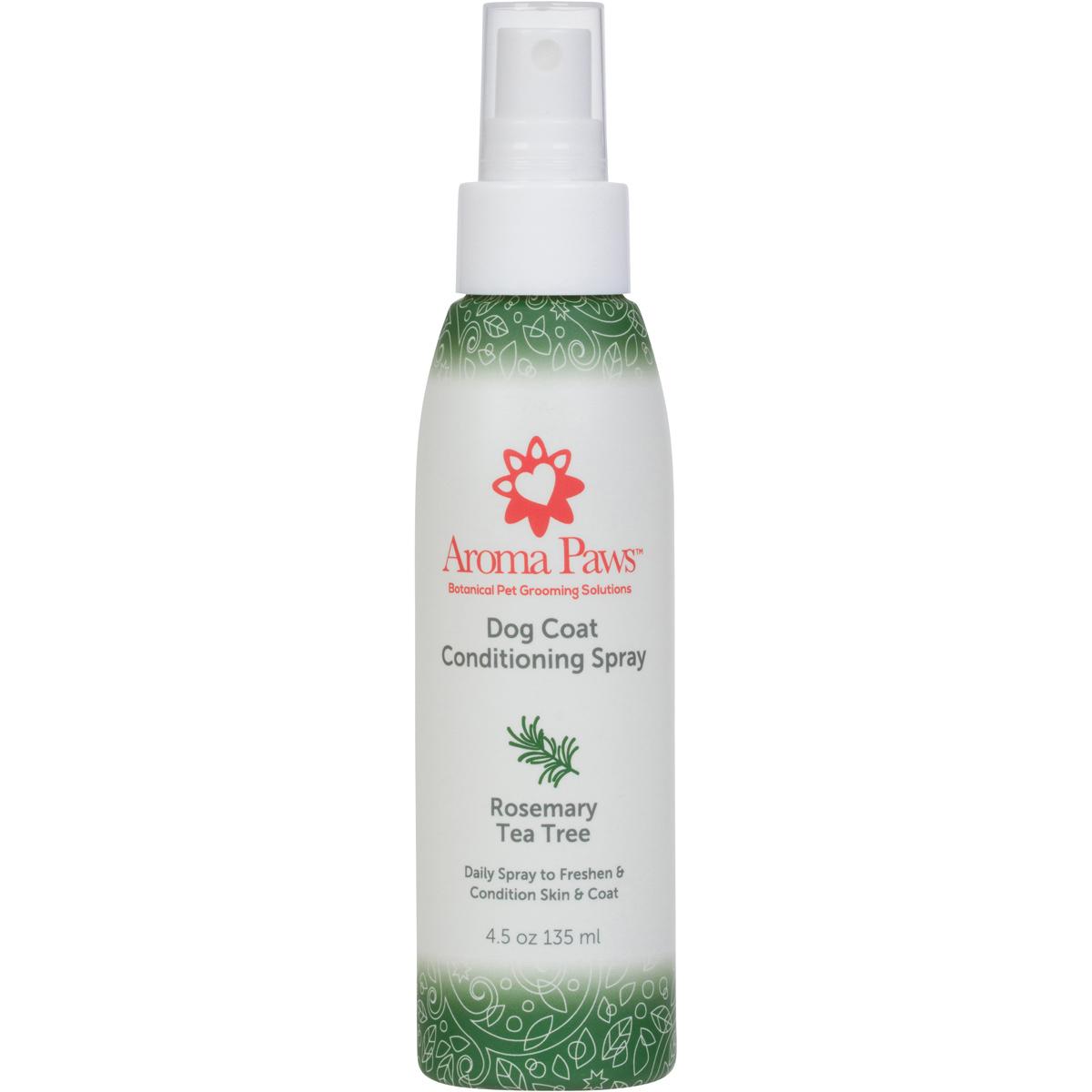 Aroma Paws Coat Spray Rosemary Tea Tree, 4.5-oz