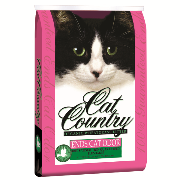 Mountain Meadow Cat Country Litter, 10-lb Size: 10-lb
