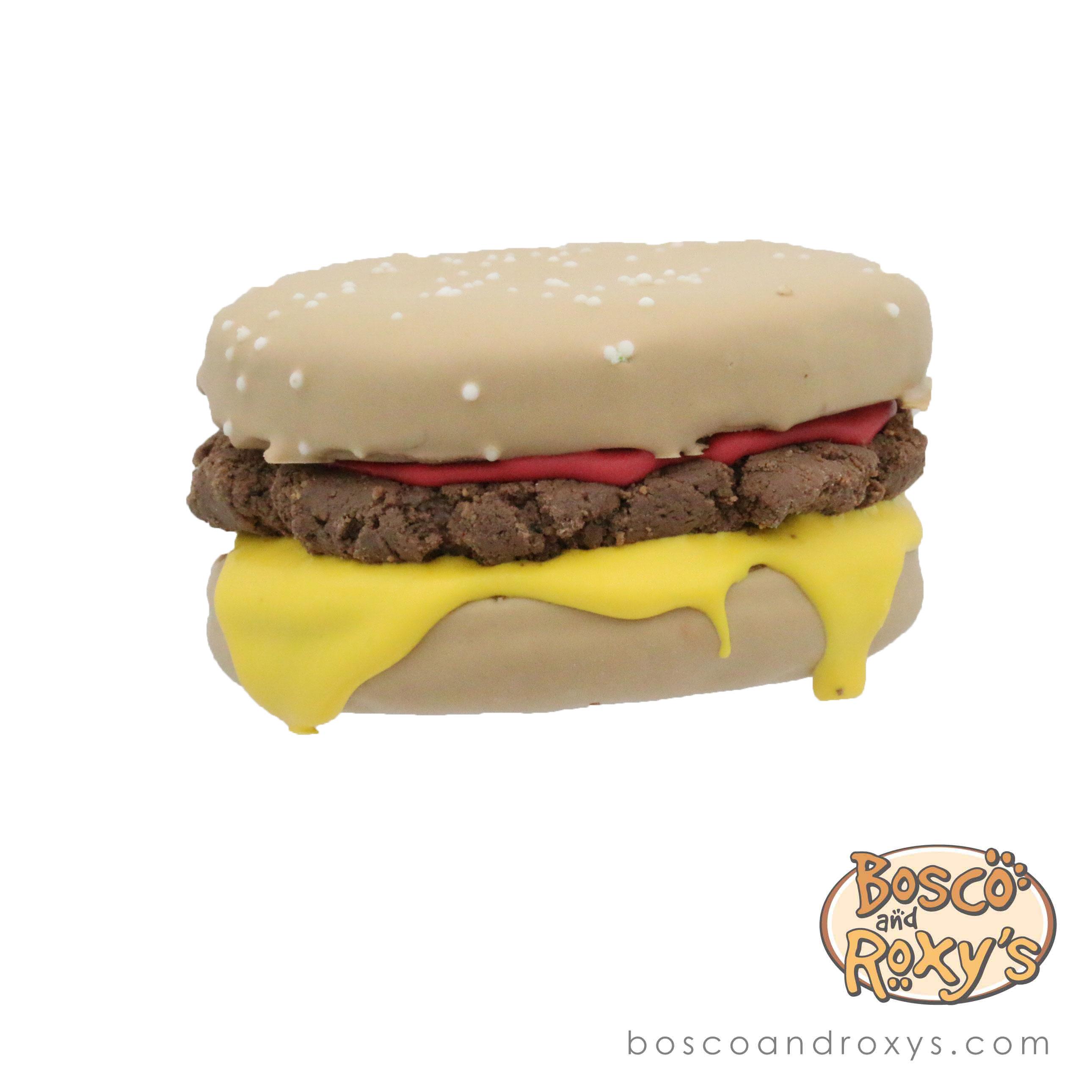 Bosco & Roxy's - Woof It Down 3d Burger Slider