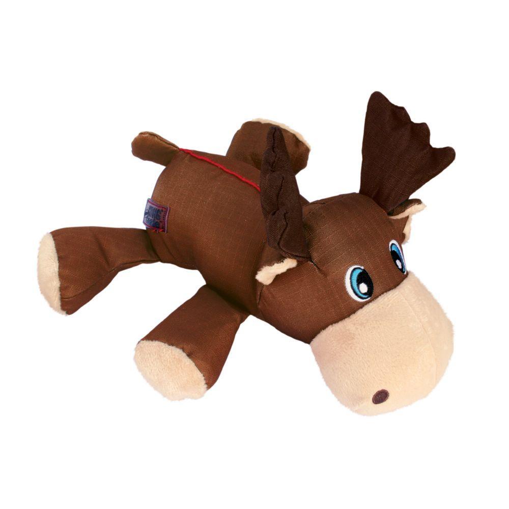 KONG Cozie Ultra Max the Moose Dog Toy, Medium