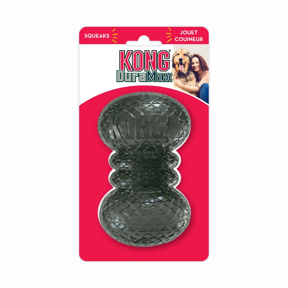 KONG DuraMax Dumbbell Dog Toy, Large