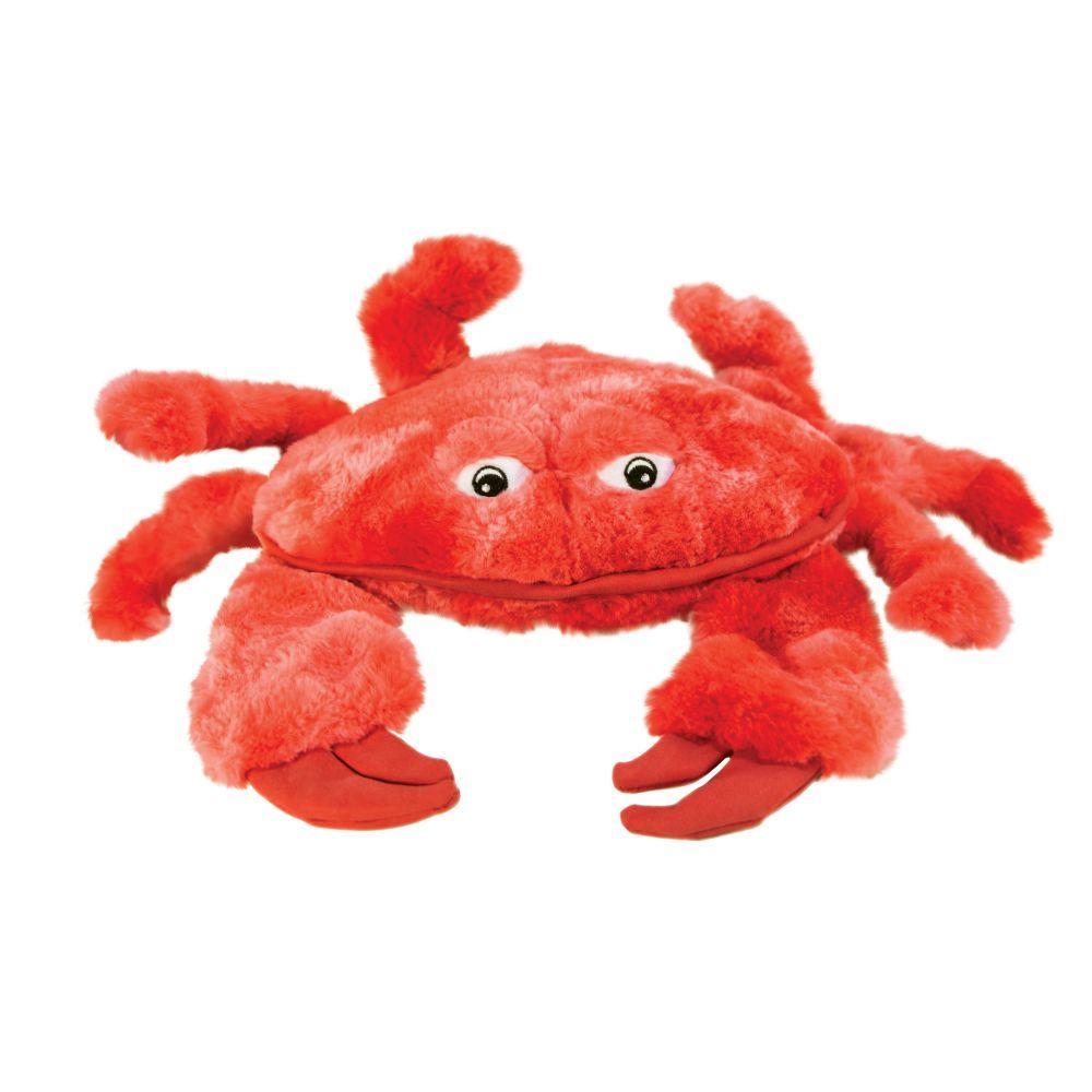 KONG SoftSeas Crab Dog Toy, Small