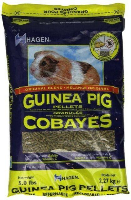 Hagen Guinea Pig Food Image