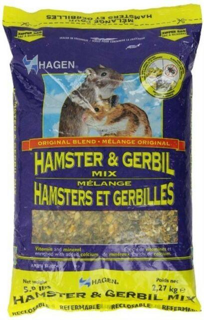 Hagen Hamster and Gerbil Staple VME Diet, 5-lbs (Size: 5-lbs) Image