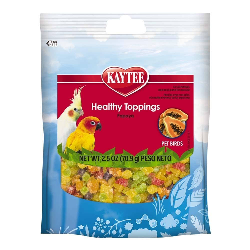 Kaytee Fiesta Healthy Top Papaya Avian, 2.5-oz