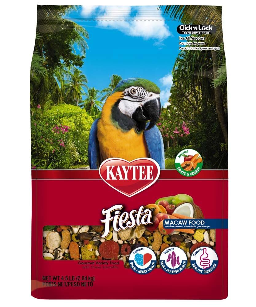 Kaytee Fiesta Max Macaw, 4.5-lbs (Size: 4.5-lbs) Image