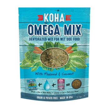 Koha Dog Dehydrated Omega Mix, 2-lbs