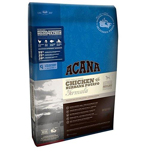 ACANA Chicken & Burbank Potato Grain Free with Beef Dry Dog Food, 28.6-lb