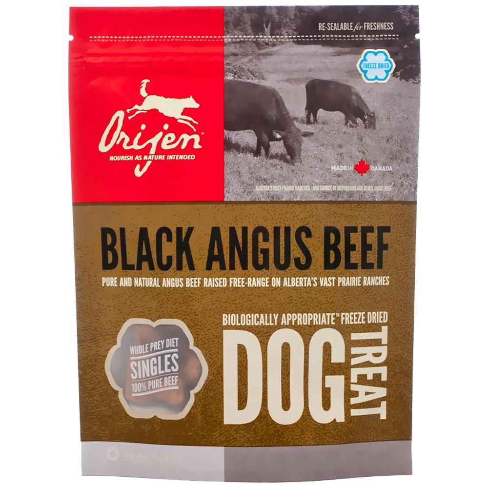 Orijen Treats Black Angus Beef Freeze-Dried Dog Treats Image