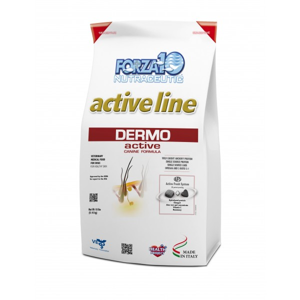 Forza10 Active Line Dermo Active Dry Dog Food, 6-lb
