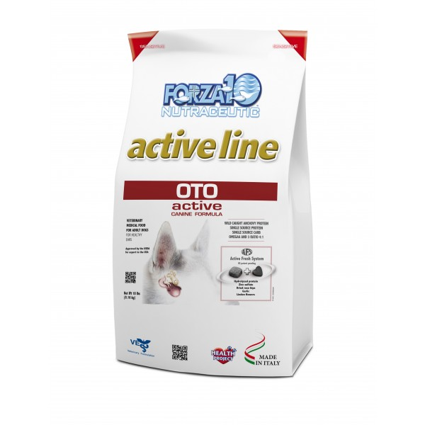 Forza10 Active Line Oto Active Dry Dog Food, 6-lb