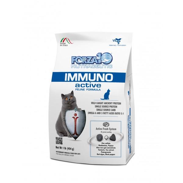Forza10 Active Line Immuno Active Dry Cat Food, 4-lb