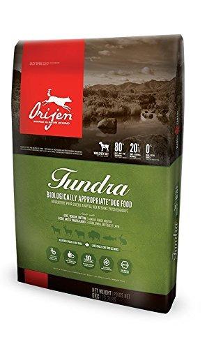 Orijen Tundra Wholeprey Grain-Free Dry Dog Food, 4.4-lb