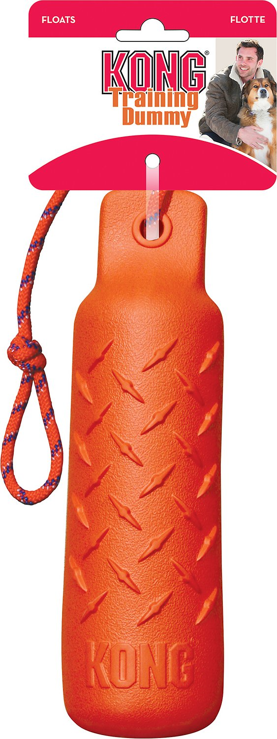 KONG Training Dummy Floating Dog Toy, X-Large
