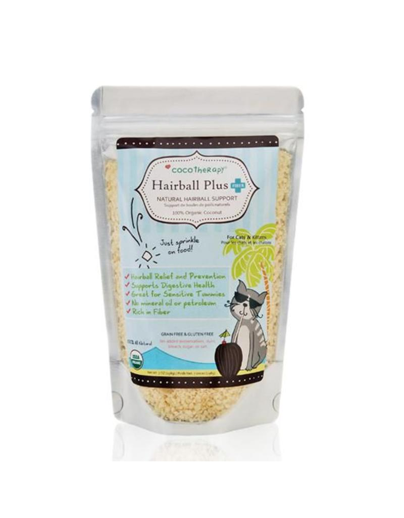 Cocotherapy Hairball Plus Fiber Grain-Free For Cats, 7-oz
